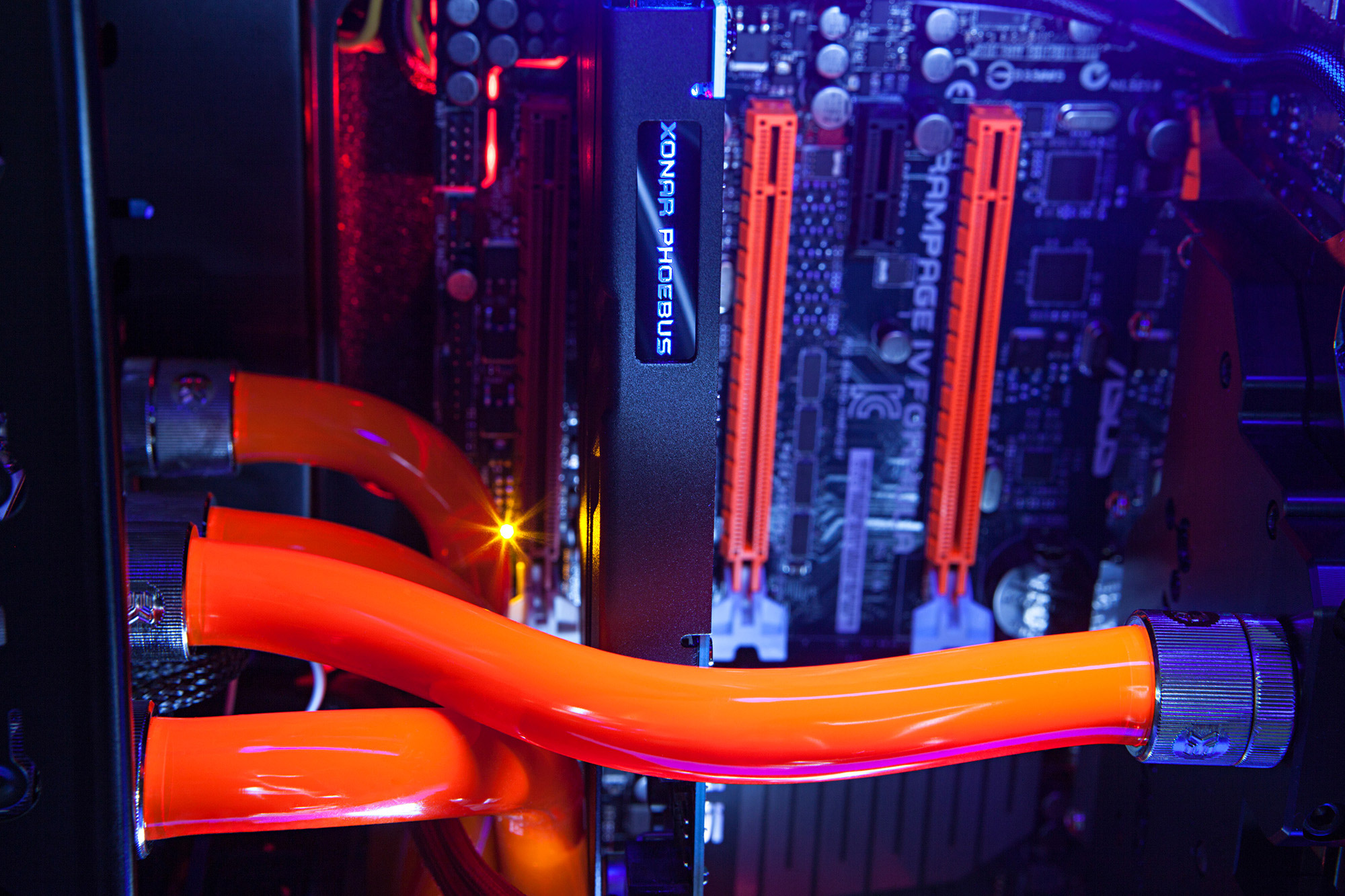 Liquid Cooling CPU System